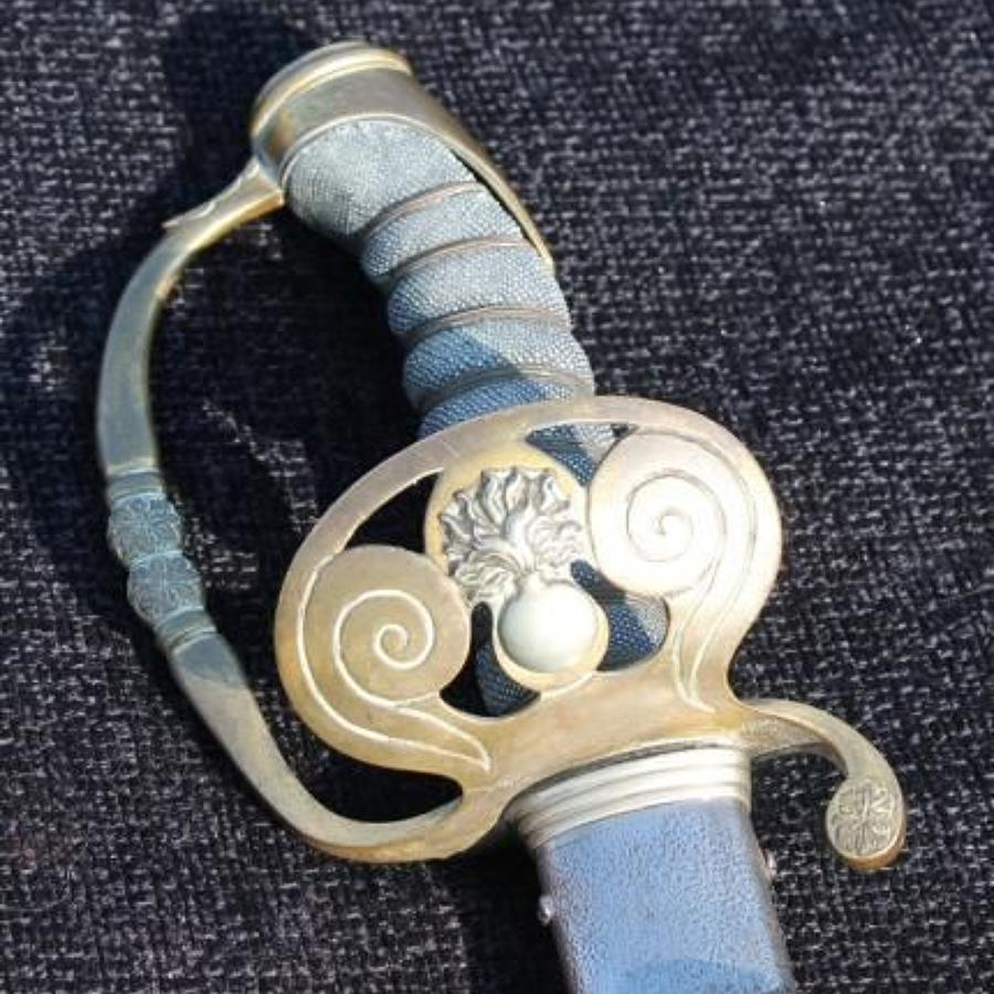 Honourable Artillery Company Officers Sword