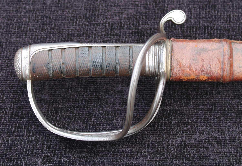 Patent Hilt Officers Sword 16th Lancers