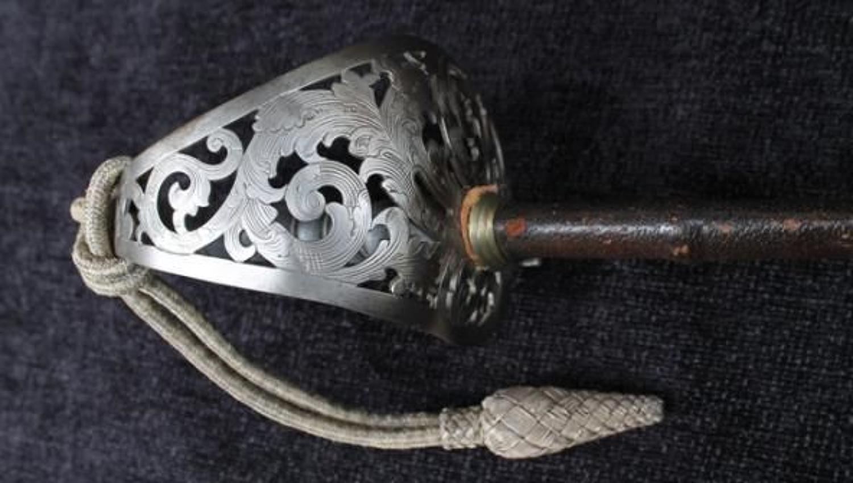 Wilkinson Special Pattern Scroll Hilt Cavalry Sword