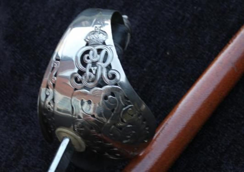 Royal Engineers WW1 Wilkinson Officers Sword