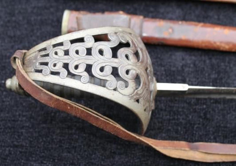 Edwardian Heavy Cavalry Officers Sword