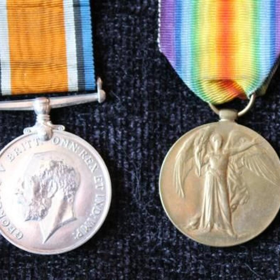 Army Veterinary Corps Medals