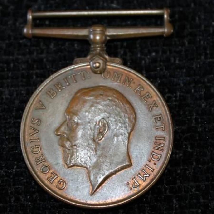 Mercantile Marine Medal Phillips