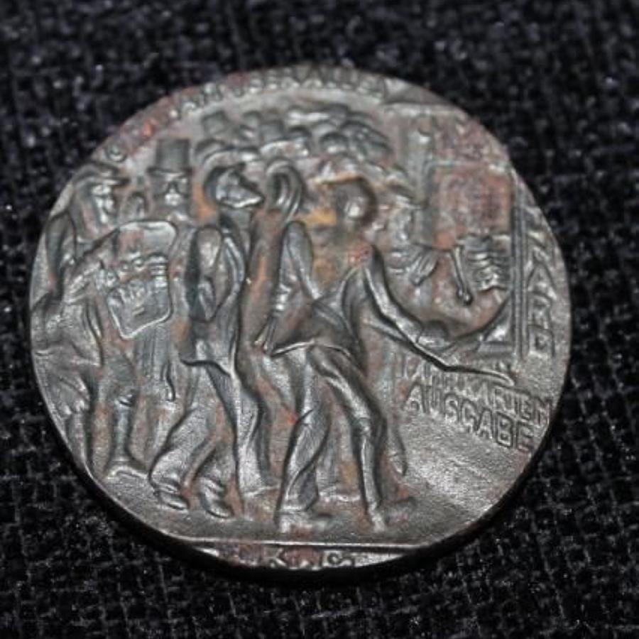 RMS Lusitania Commemorative Medal