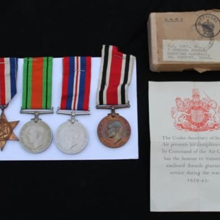 WW2 RAF/Special Constabulary Group