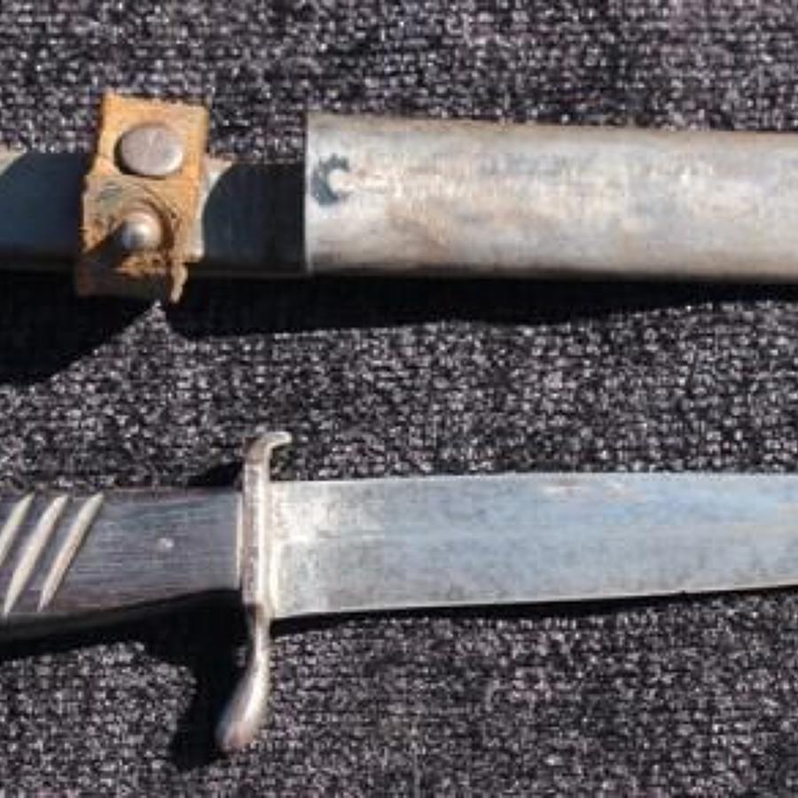 Imperial German Trench Fighting Knife