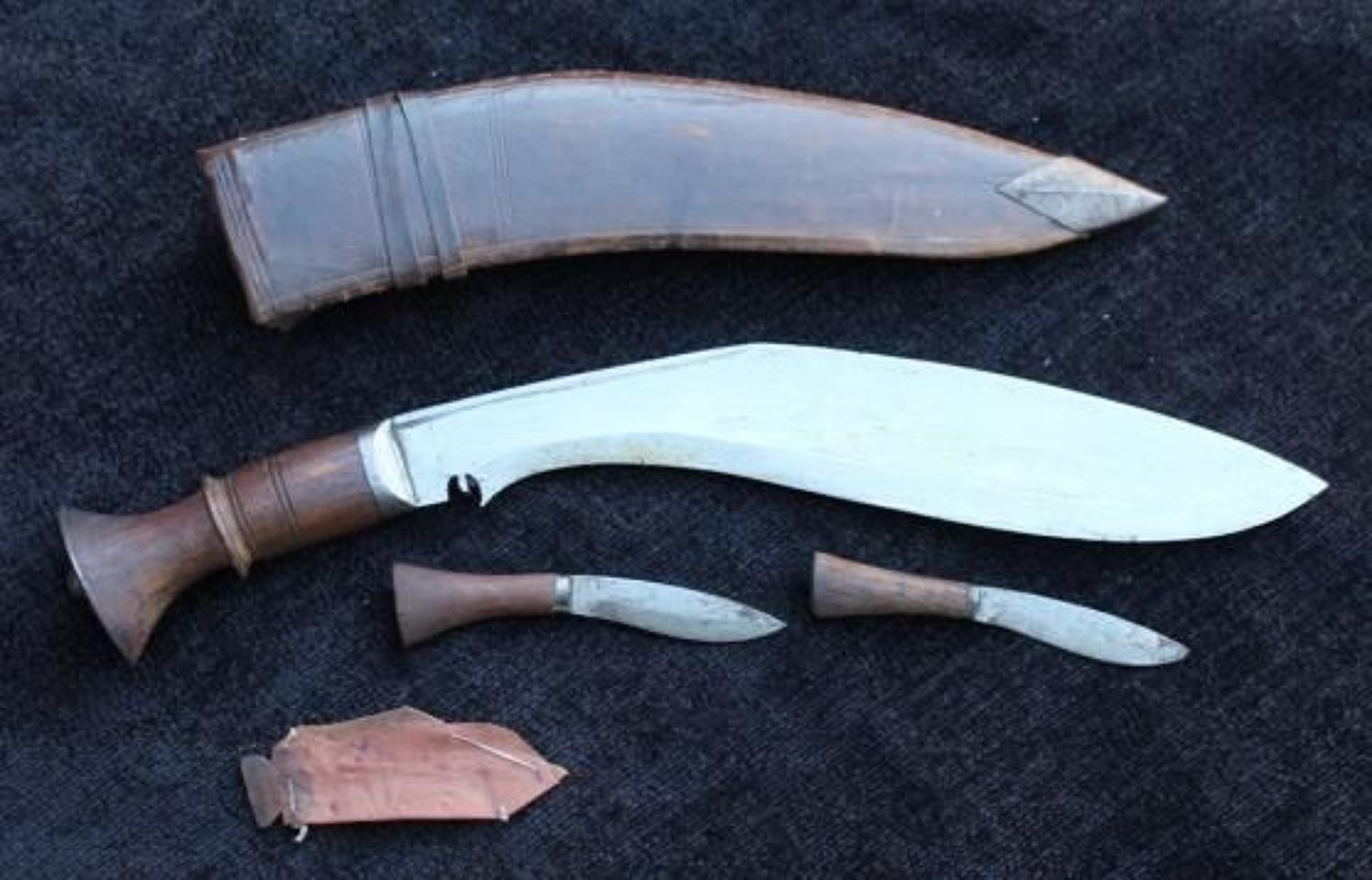 Great War Battalion Kukri