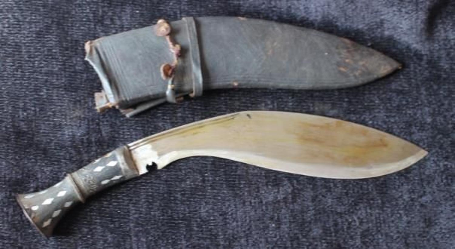 Named Kukri SGT RAF