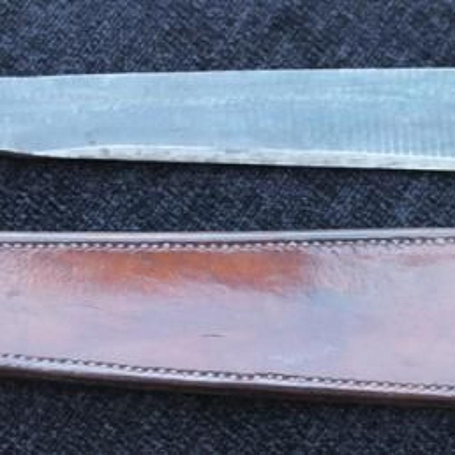 1945 Dated Chindit Machete