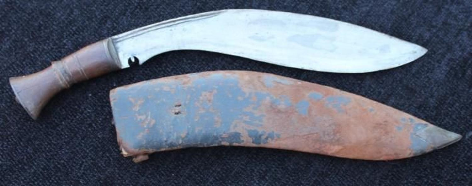 Great War Period Kukri