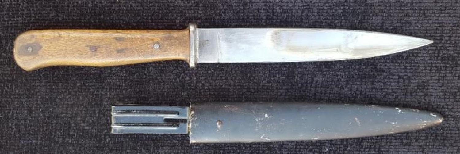 Imperial German Trench Knife