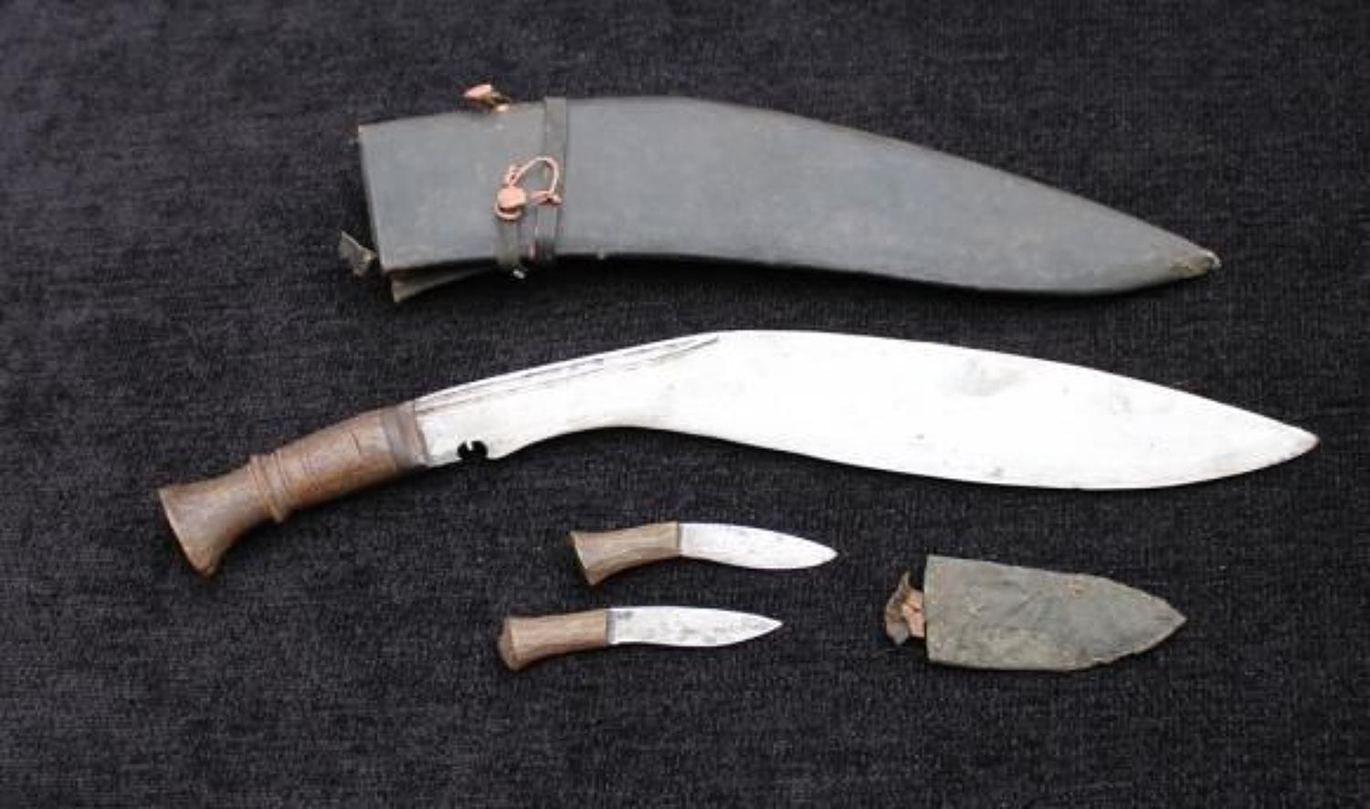 Large Sacrificial Kukri