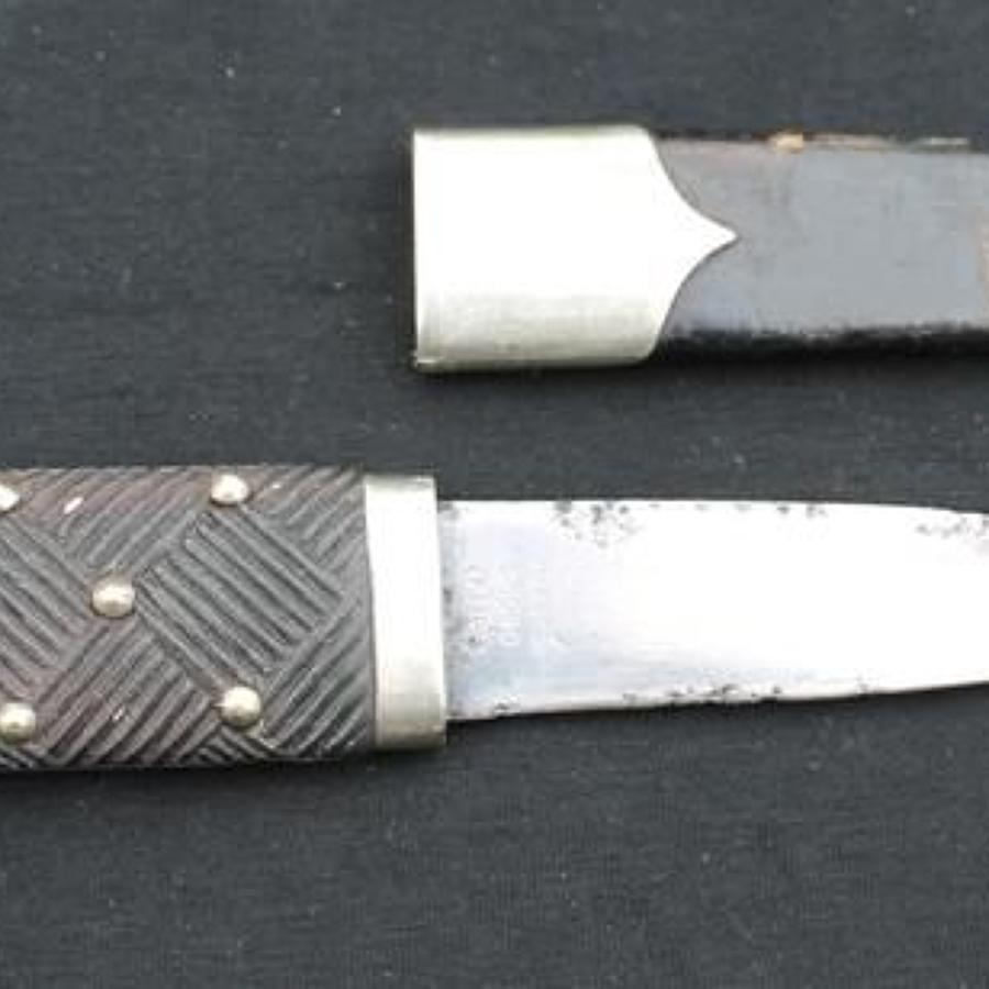 A Wilkinson Sword Skean Dubh