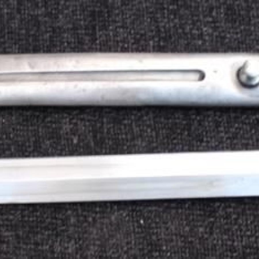 Swedish 1914 Mauser Bayonet