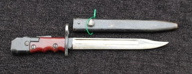 Lee Enfield No7 MK1/L Bayonet
