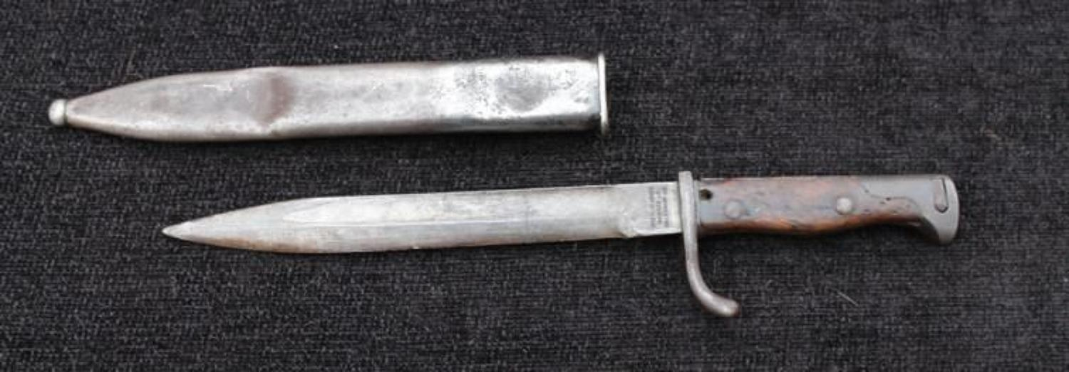 Short Butcher Bayonet