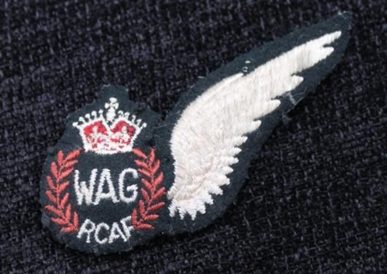 RCAF Wireless/Air Gunner Brevet