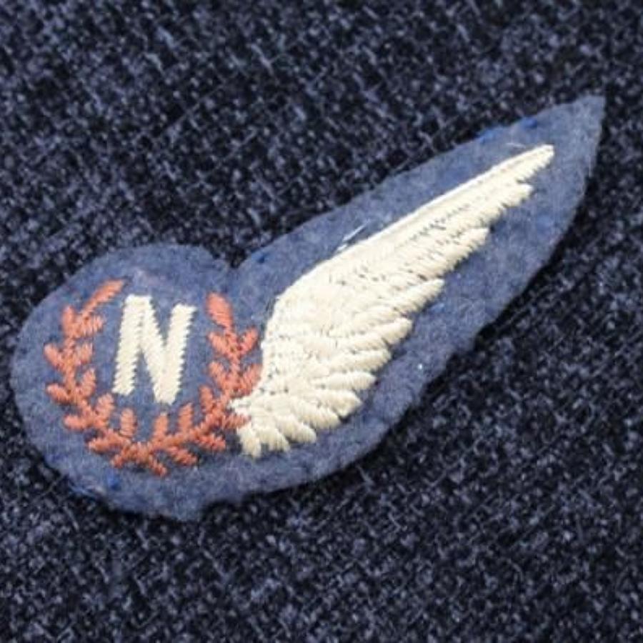 RAF Padded Navigator Brevet