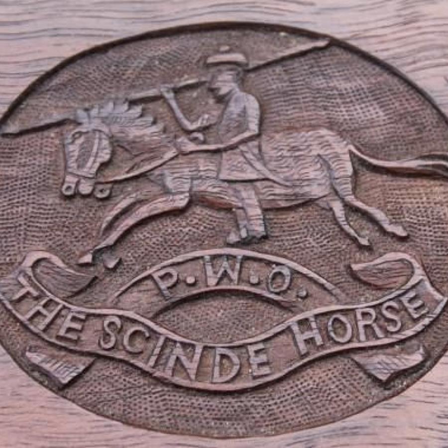Scinde Horse Table Casket