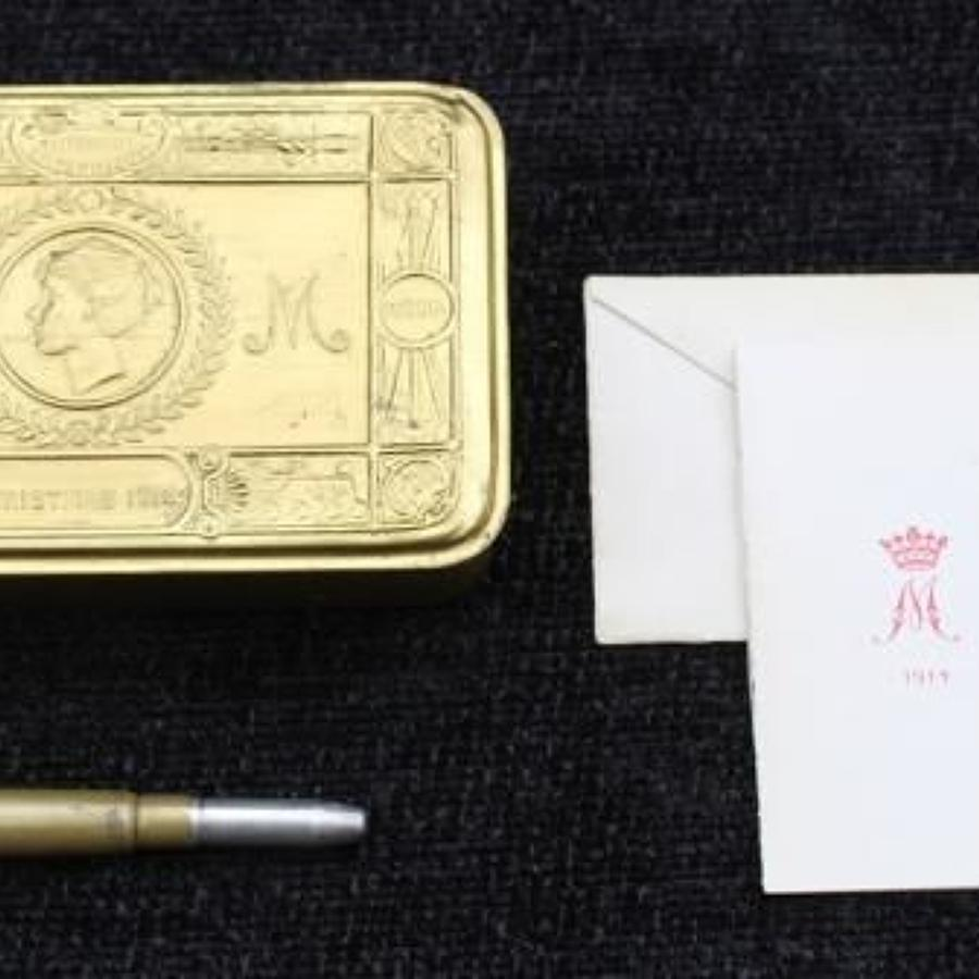 Princess Mary Gift Tin With Contents
