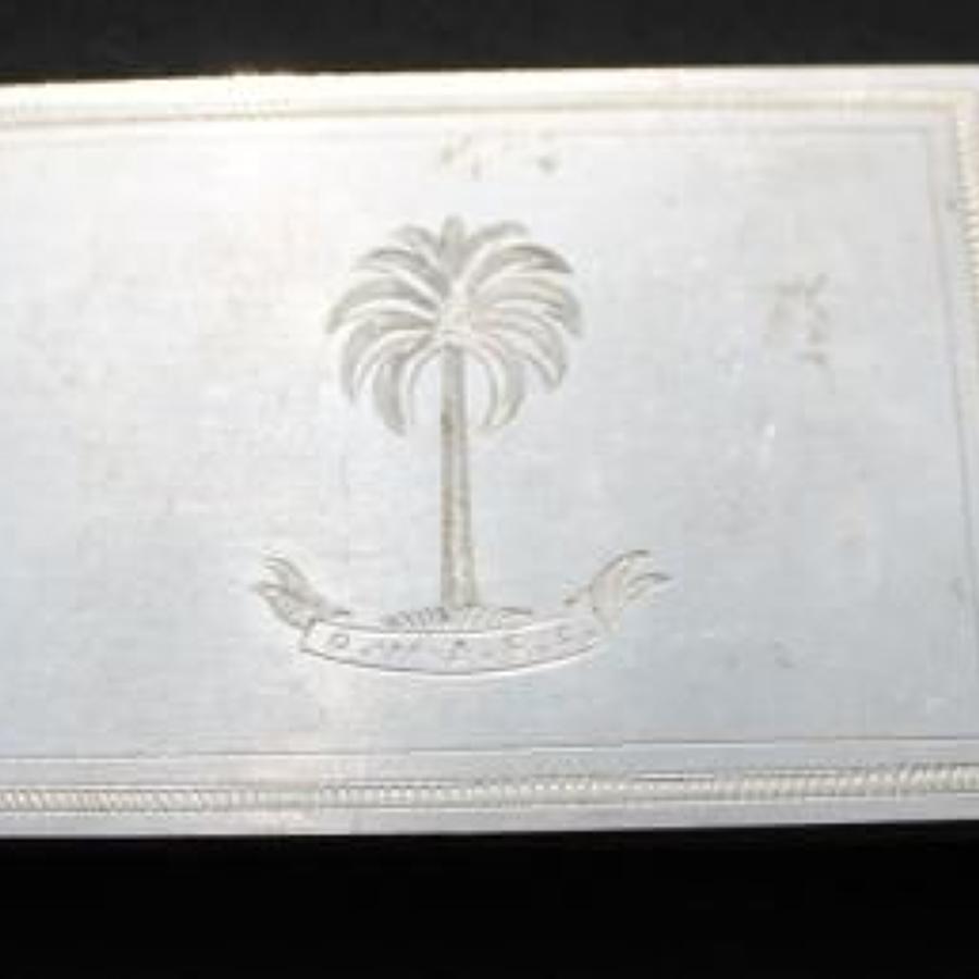 RWAFF Cigarette Case