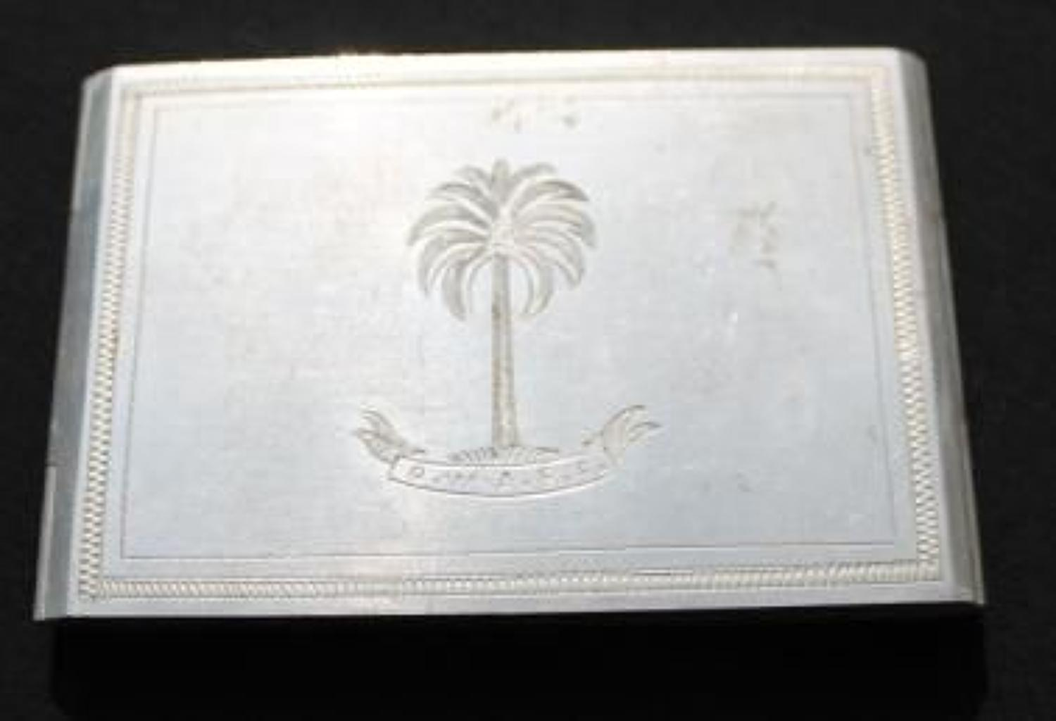 RWAFF Cigarette Case