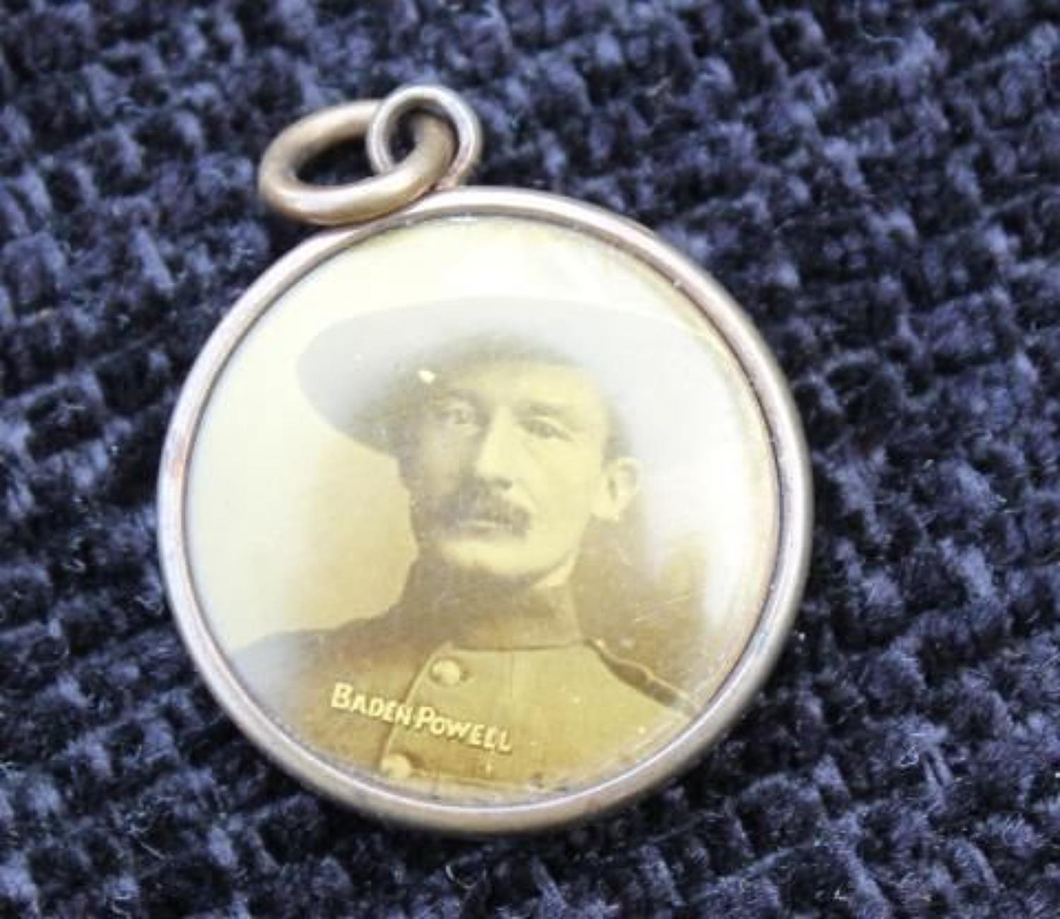 Boer War Locket