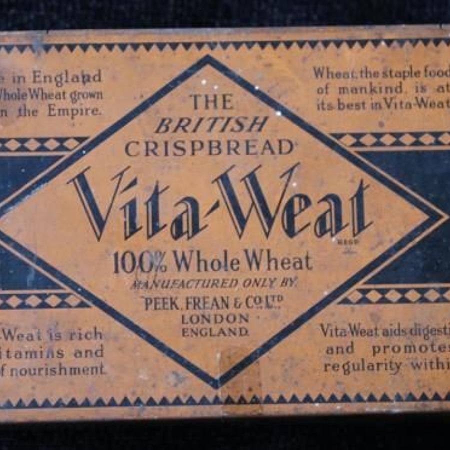 Vita-Wheat Tin