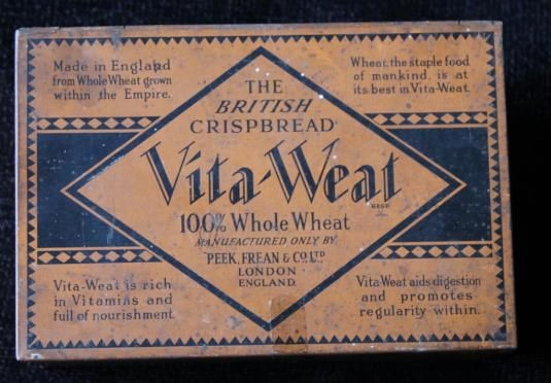 Vita-Wheat Tin