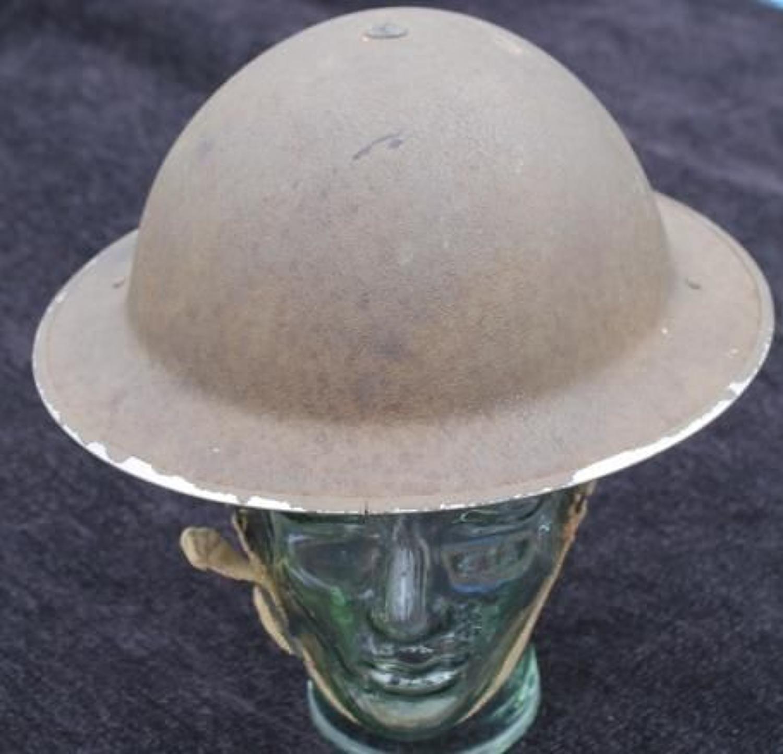 MK II Steel Helmet 1940