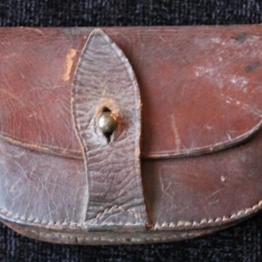 Sam Browne Ammunition Pouch