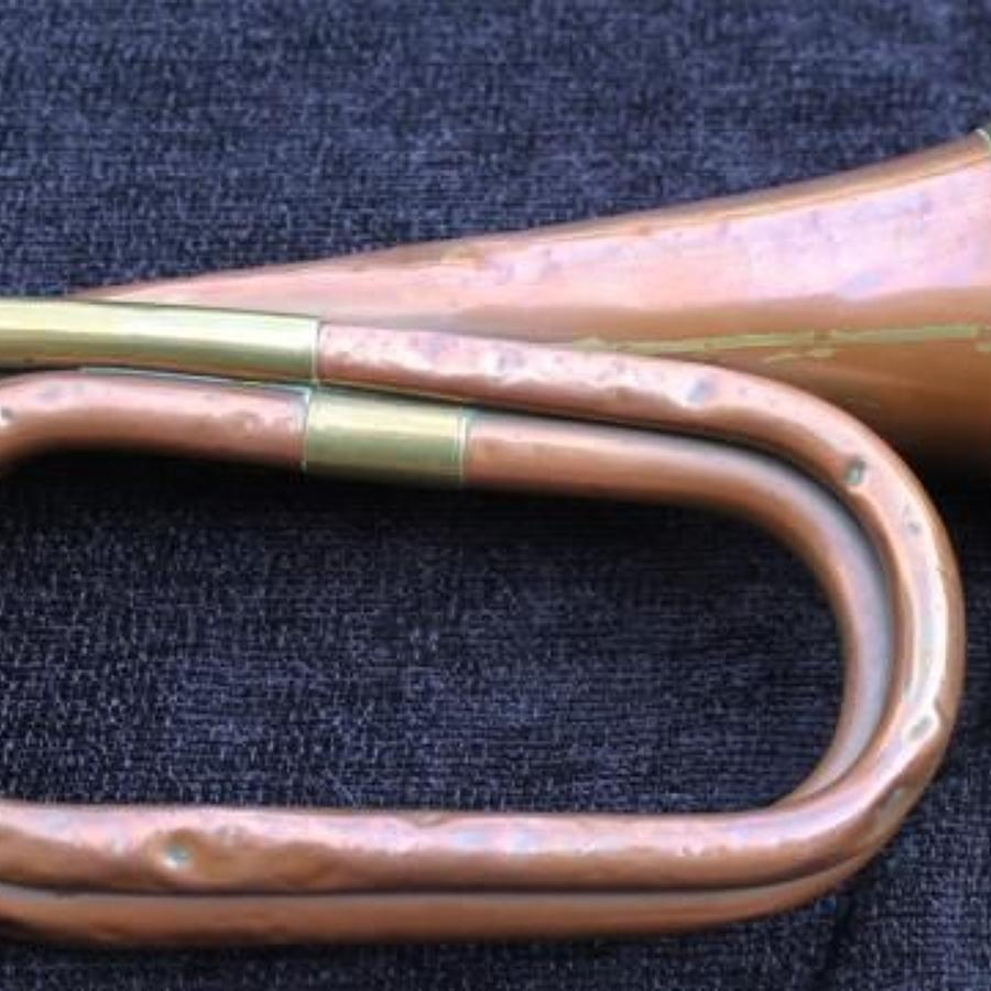 1916 Dated Bugle