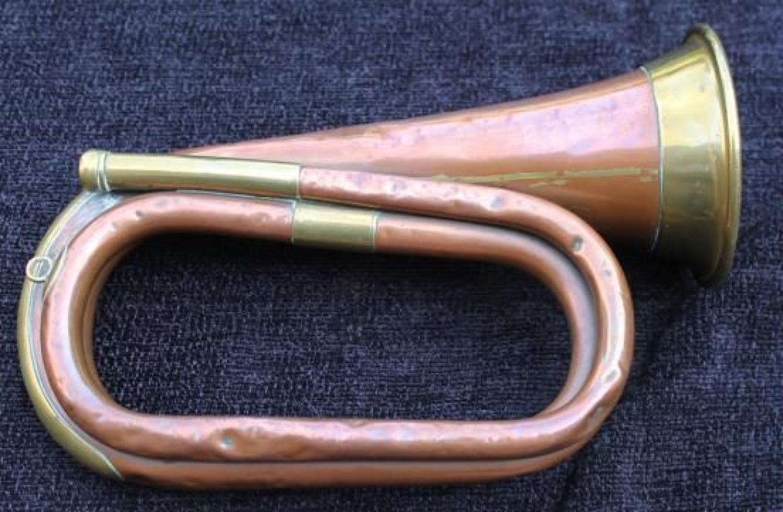 1916 Dated Bugle