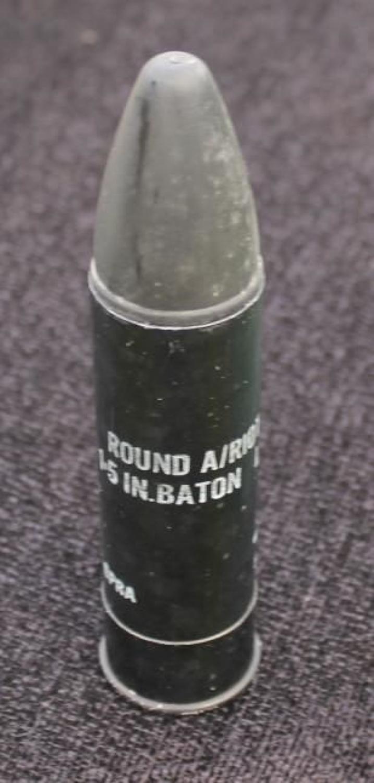 L2A2 1.5 inch Baton Round