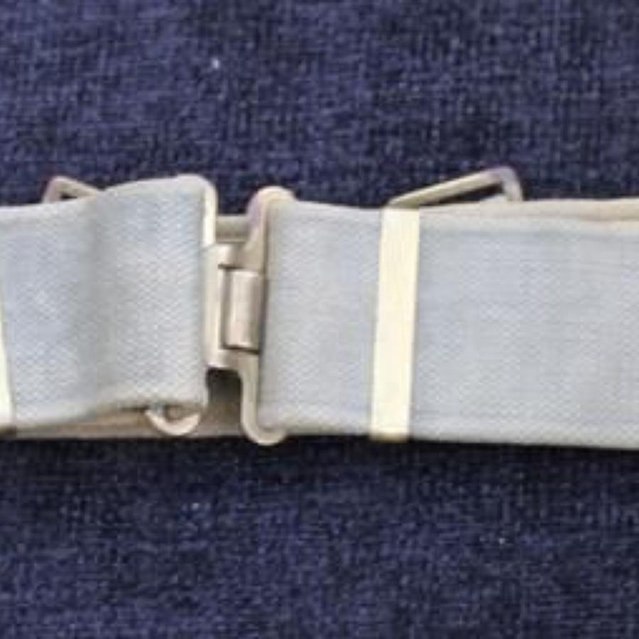1937 Pattern Belt