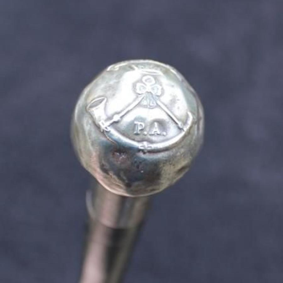 Somerset Light Infantry Swagger Stick