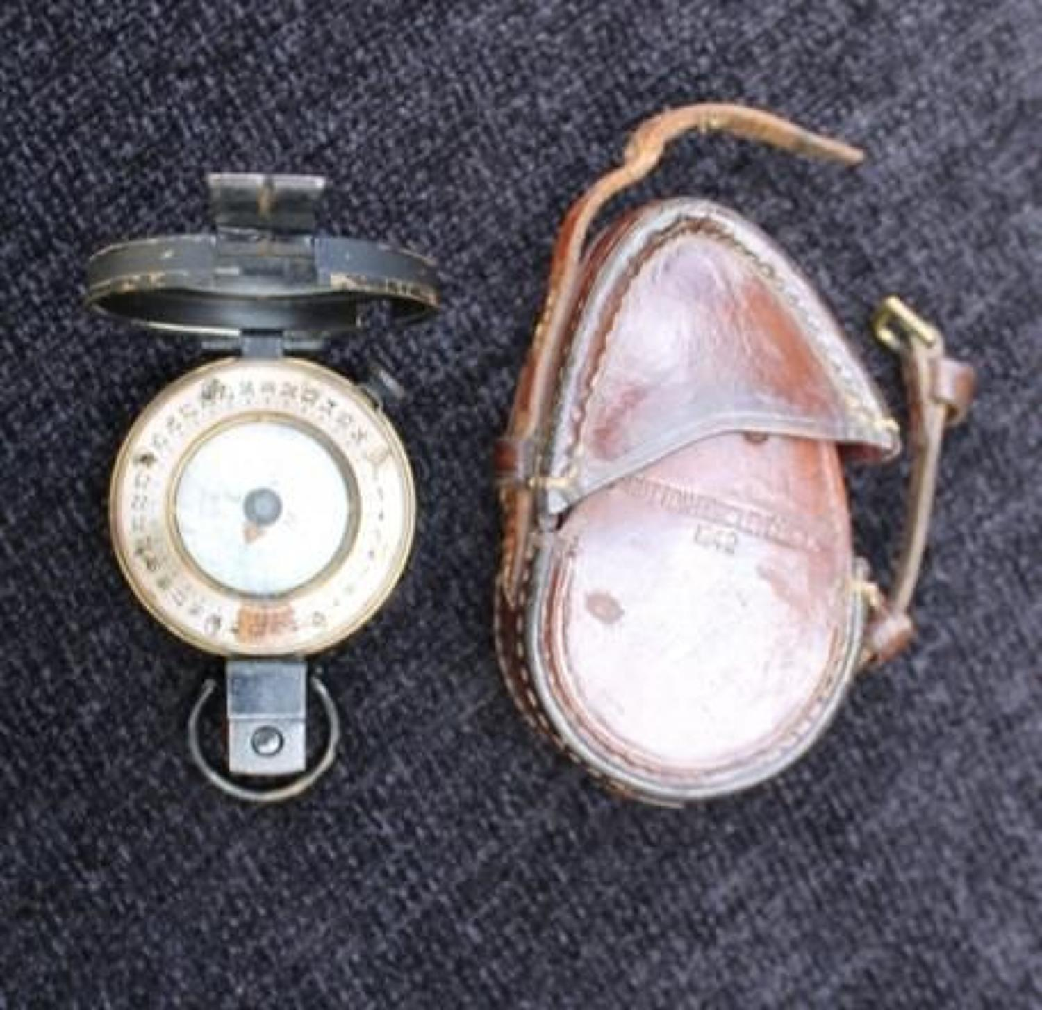 MK III Prismatic Marching Compass