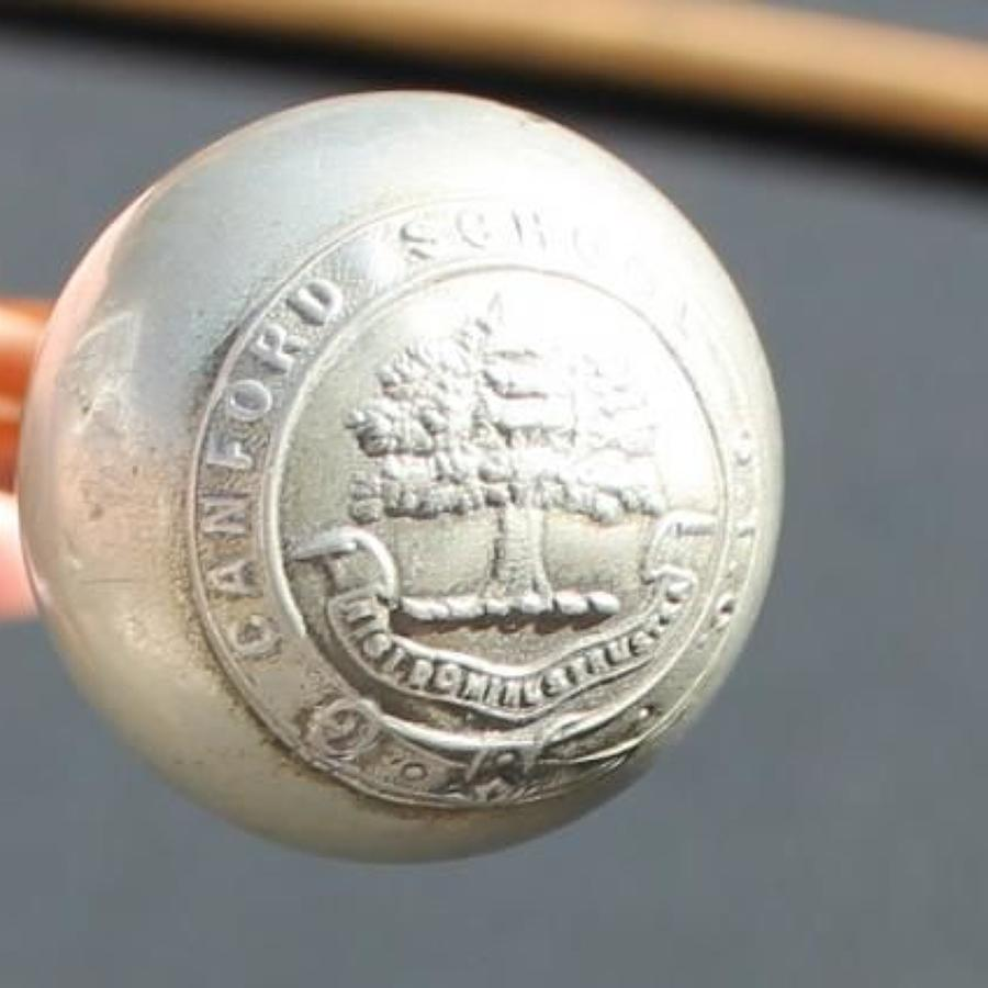 Canford School OTC Swagger Stick