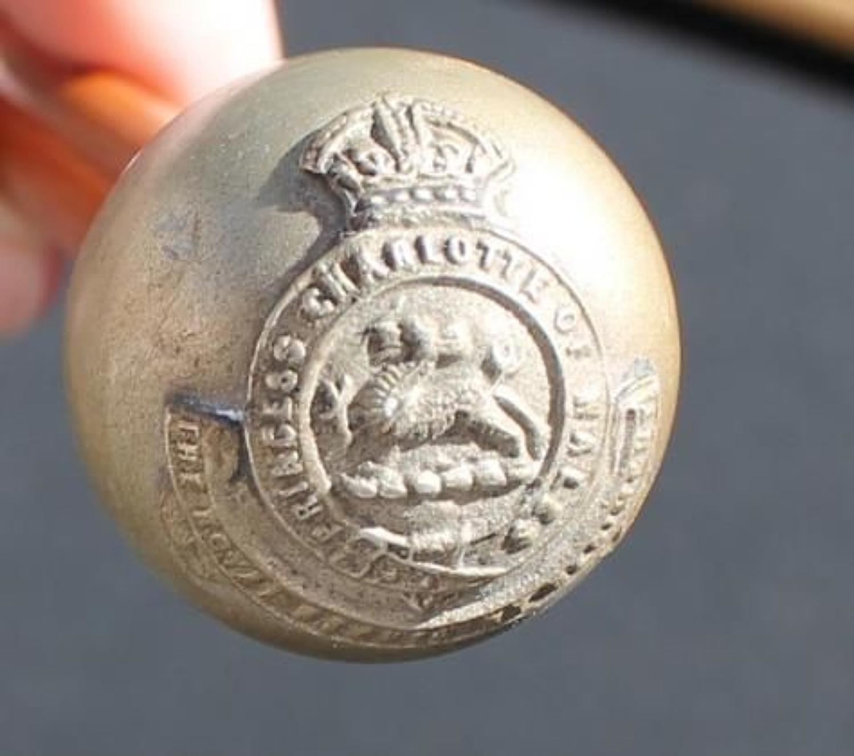 Berkshire Regiment Swagger Stick
