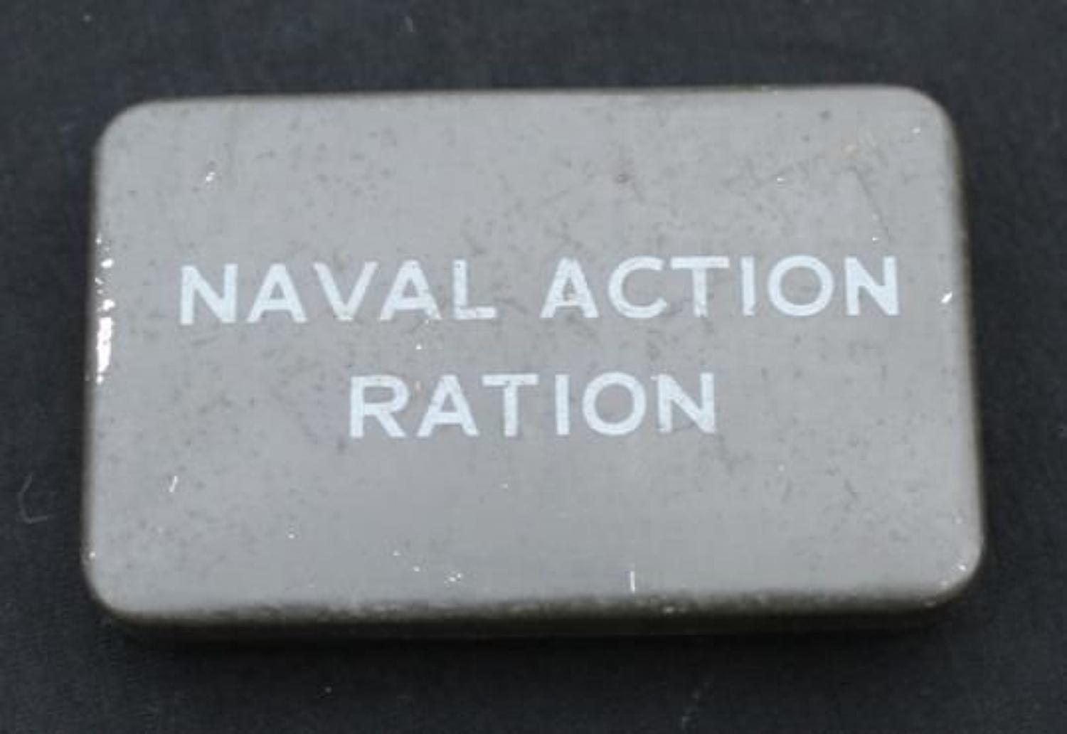 Naval Action Ration Tin