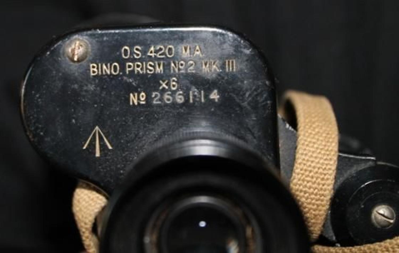 1943 Taylor Hobson Binoculars