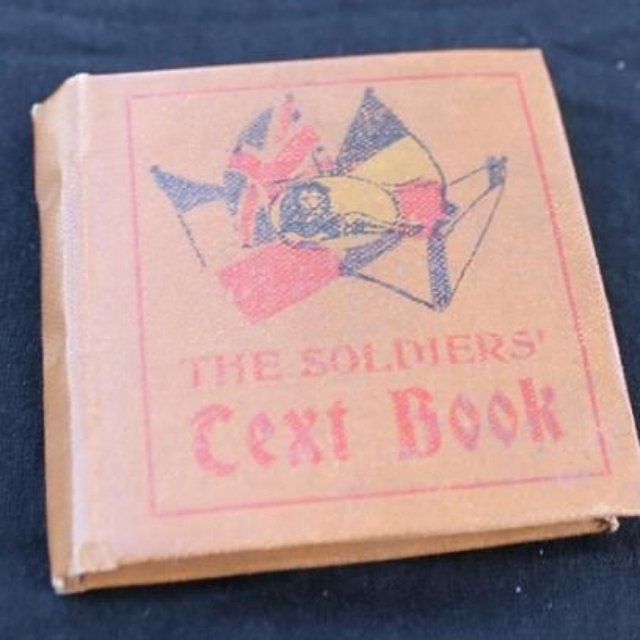 The Soldiers Text Book