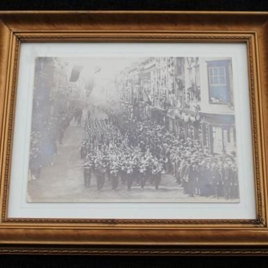 Victorian Parade Photograph