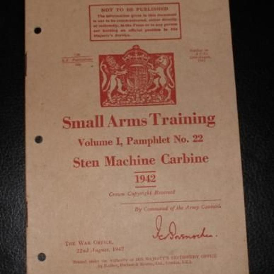 Small Arms Training