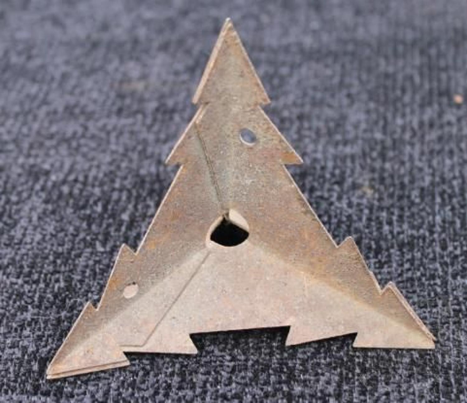 Large WW2 Caltrop
