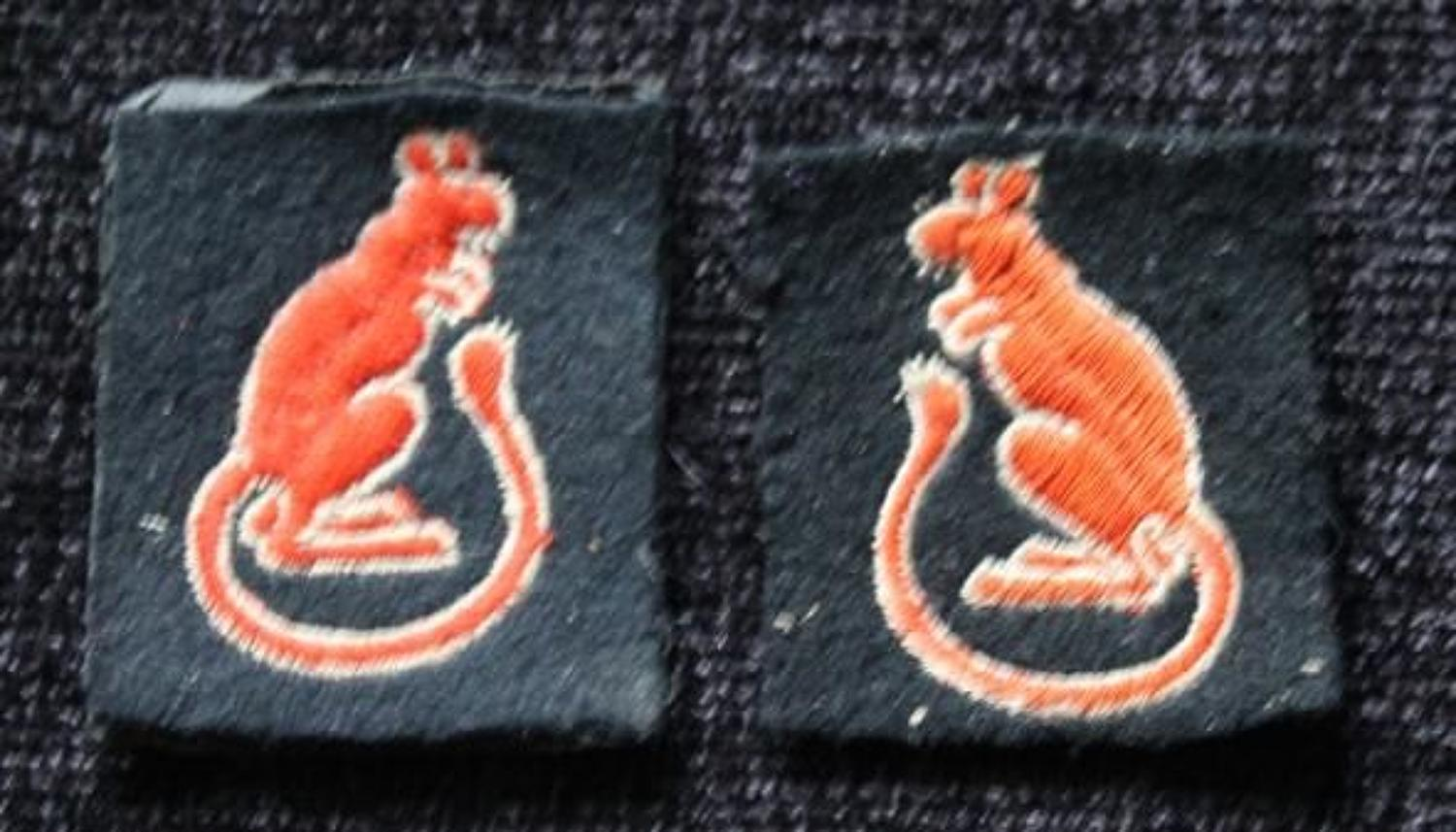 Desert Rats Formation Patches