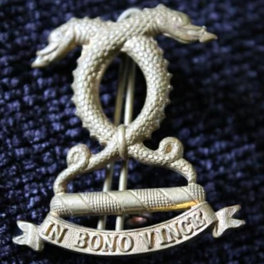 St. Lawrence College OTC Cap Badge