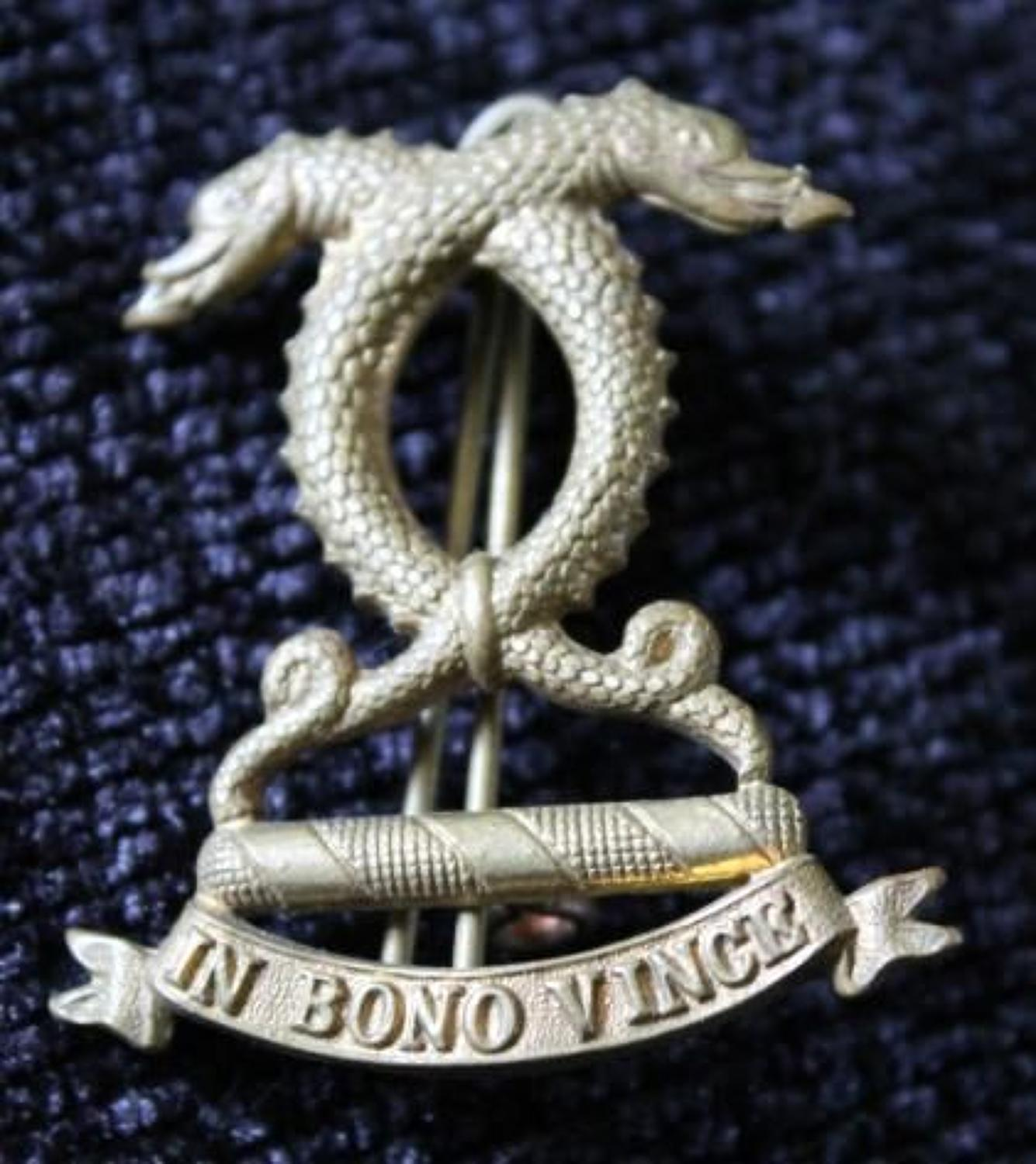 St. Lawrence College OTC Cap Badge