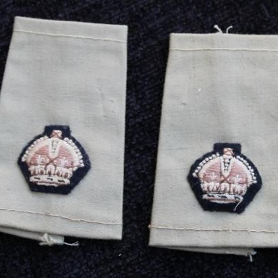WW2 Majors Rank Slides
