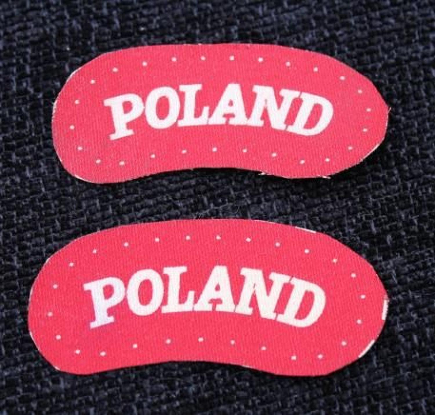 Poland Shoulder Titles